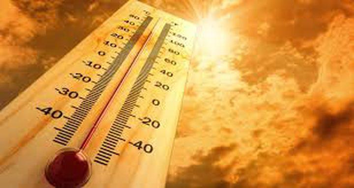 الطقس: أجواء جافة وشديدة الحرارة