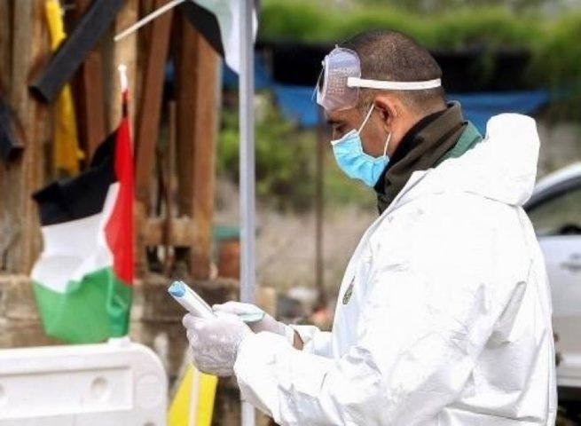 """44 وفاة و6724 إصابة بـ""""كورونا"""" في فلسطين منذ مطلع الشهر الجاري"""
