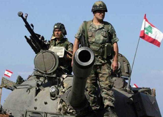 الجيش اللبناني يعلن إسقاط طائرة إسرائيلية مسيرة في منطقة الجنوب