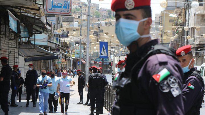 الأردن يعلن أن الوضع الوبائي في البلاد تحت السيطرة