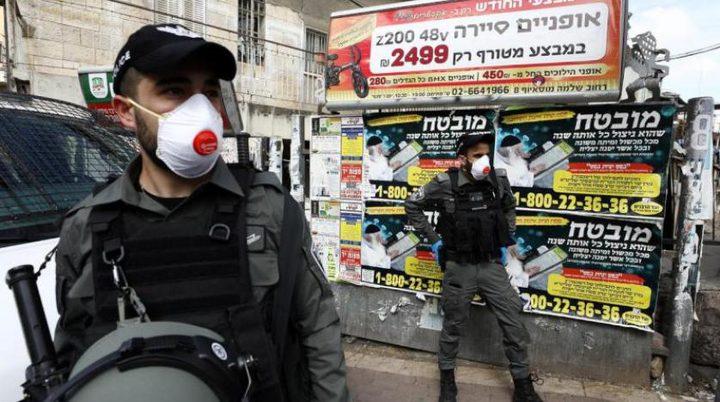 تسجيل نحو 4 آلاف إصابة جديدة بكورونا في دولة الاحتلال