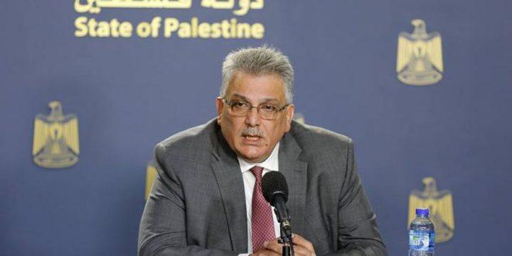 غنيم: استهداف إسرائيل للمياه في الأغوار خطوة عملية تجاه الضم