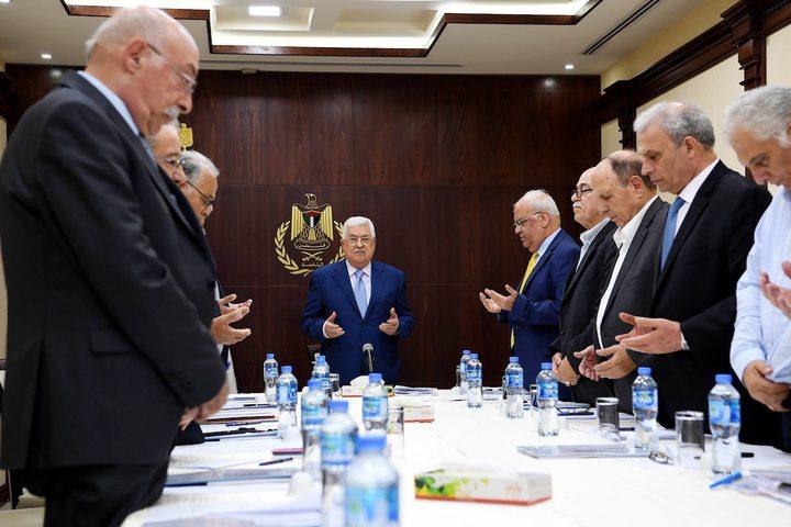 القيادة تعلن رفضها واستنكارها للتطبيع البحريني الإسرائيلي