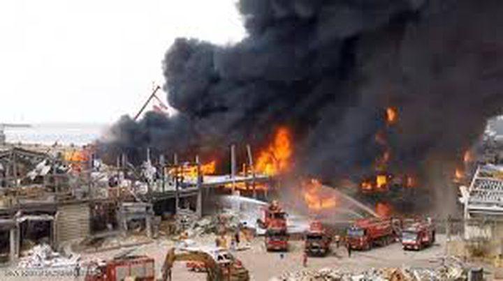 لبنان.. مشاورات حكومية على وقع الحرائق