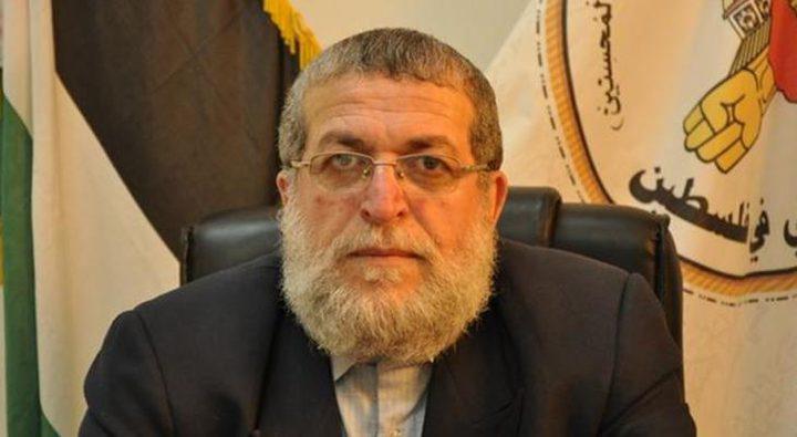نافذ عزام: البحرين لم تقدم شيئا للشعب الفلسطيني