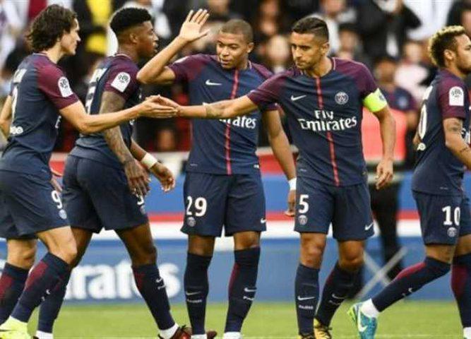 نادي باريس سان جيرمان يعلن ضم اللاعب الإيطالي فلورينزي