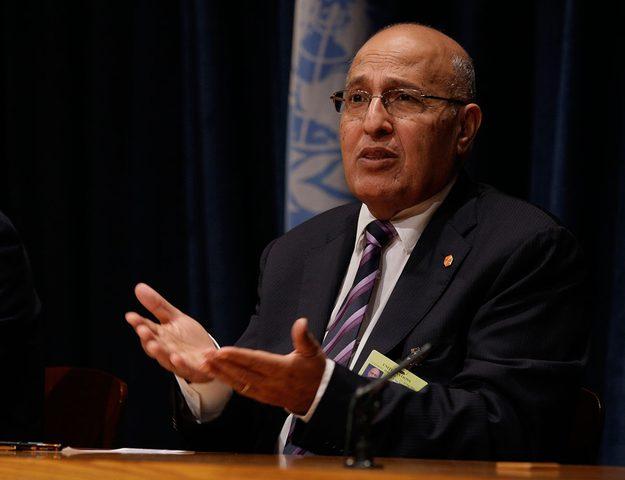 شعث: استبعد قرار تعليق عضوية فلسطين في جامعة الدول العربية