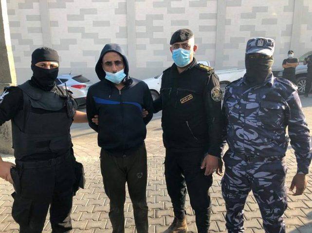القبض على المطلوب شادي الصوفي بعد ملاحقة لعدة أشهر