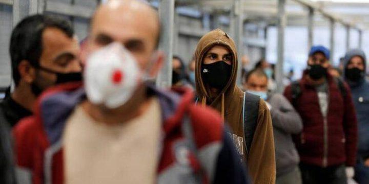40 ألف عامل سيغادرون عملهم في أراضي الـ48 في حال فرض الإغلاق