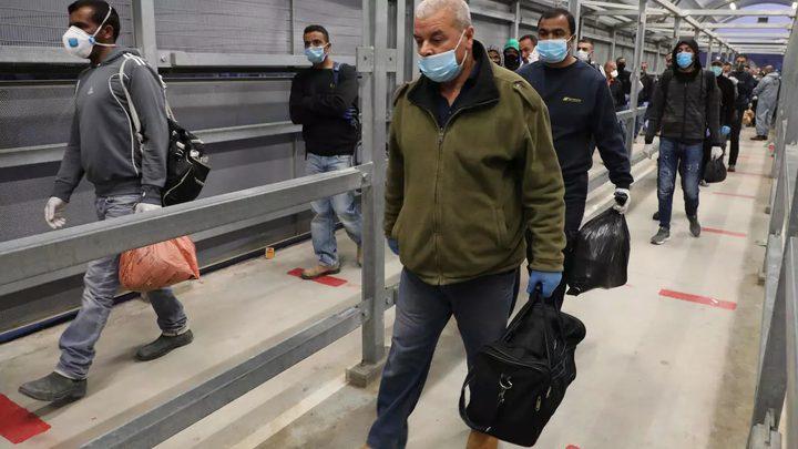 سعد: 40 ألف عامل سيغادرون عملهم داخل أراضي الـ48 إذا تم الإغلاق