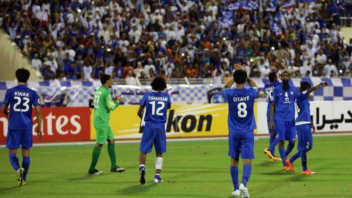 رد ناري على أنباء إصابة لاعبي الهلال بكورونا
