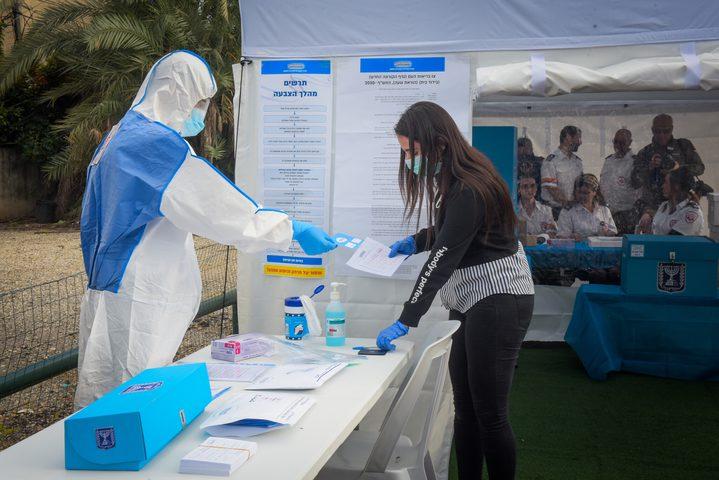 تسجيل 2651 حالة جديدة بفيروس كورونا في دولة الاحتلال