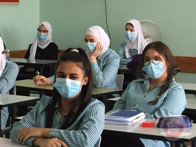 التربية: اغلاق 131 مدرسة بسبب كورونا