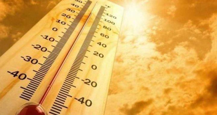 الطقس: انخفاض طفيف على درجات الحرارة مع انحسار الموجة الحارة