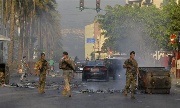 لبنان: الجيش يعلن مقتل 3 من عناصره أثناء مداهمة منزل شمال البلاد
