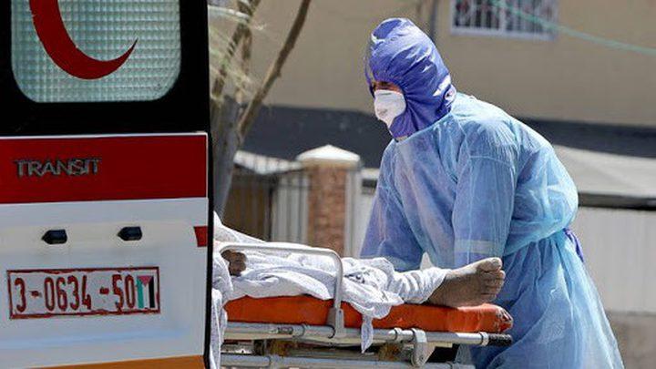 تسجيل 108 اصابات جديدة بفيروس كورونا و27 حالة شفاء في غزة