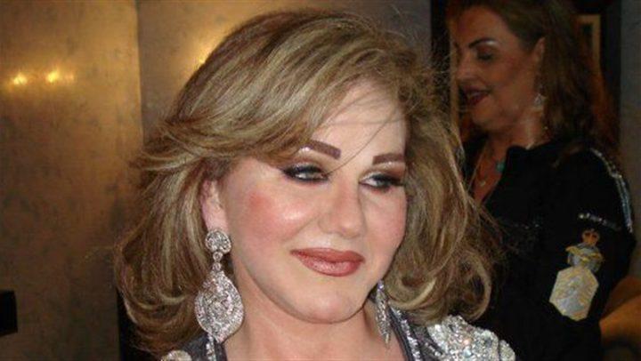 الفنانة ميادة الحناوي توجه رسالة لهاني شاكر