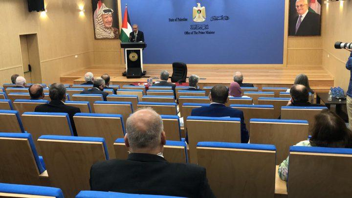 رئيس الوزراء: غدا يوم أسود في تاريخ الأُمة العربية