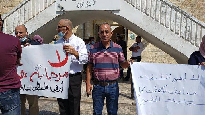 محلل سياسي: الحراك الشعبي أداة مهمة للدفاع عن القضية الفلسطينية