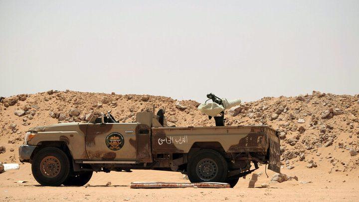 """4 قتلى من عناصر """"داعش"""" في اشتباكات مع الجيش الليبي بمدينة سبها"""