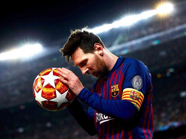 سر انقلاب اللاعب الأرجنتيني ميسي على إدارة برشلونة