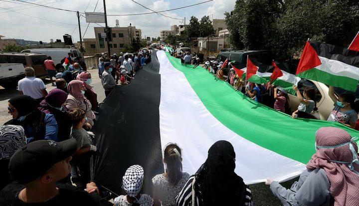 فتح: إنبطاح واضح لبعض الدول العربية تجاه امريكا واسرائيل