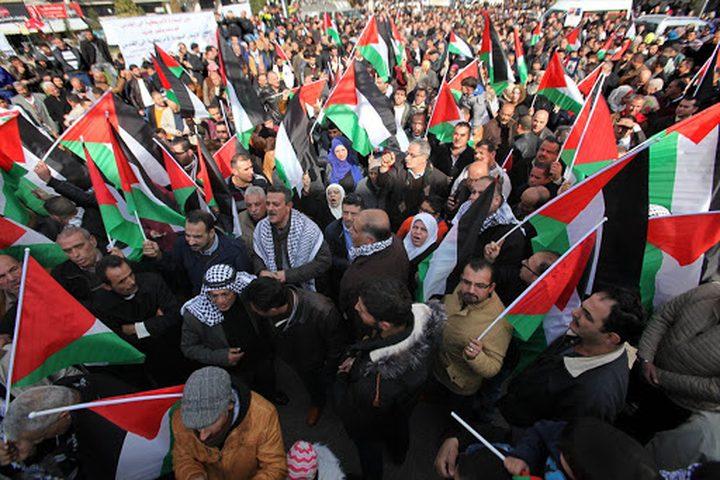 الحواش: الصراع الفلسطيني الإسرائيلي لن ينتهيإلا بزوال الاحتلال