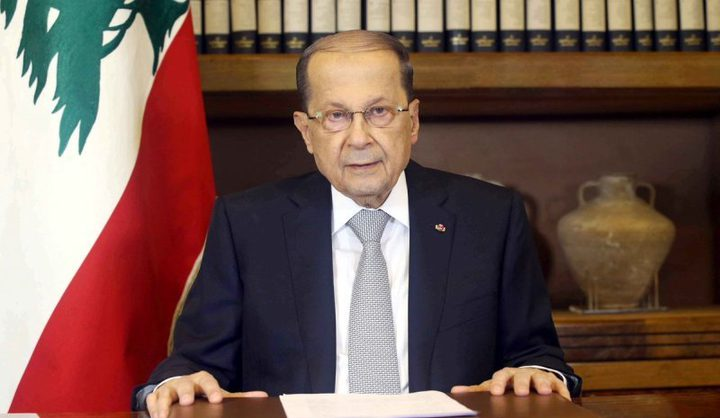 لبنان:عون يبحث مع المفوض العام لأونروا أوضاع اللاجئين الفلسطينيين