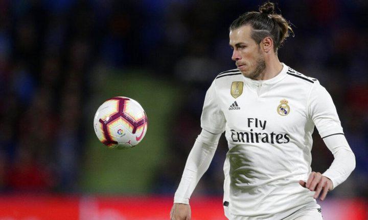 توتنهام الإنجليزي يفاوض ريال مدريد للتعاقد مع لاعبه الويلزي بيل