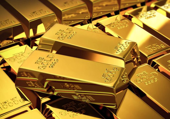 أسعار الذهب تصعد بفضل تراجع الدولار