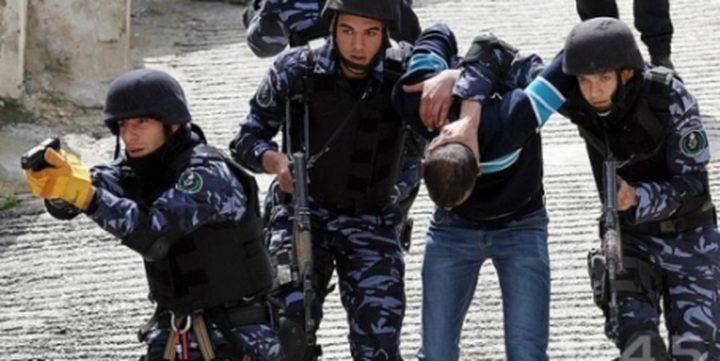ضبط 20 مركبة غير قانونية والقبض على 23 مطلوب للعدالة في جنين