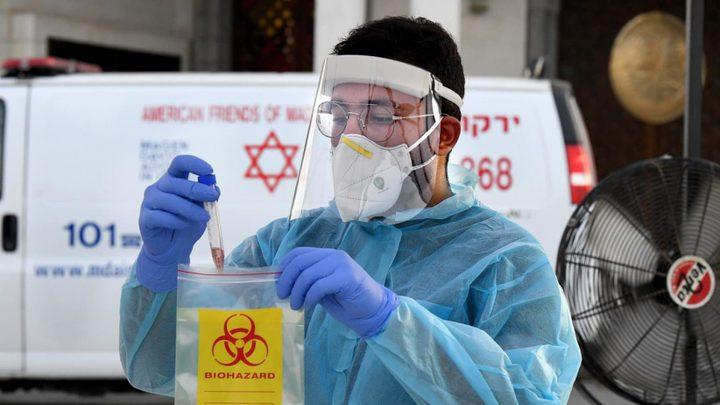 """5523 اصابة جديدة بفيروس كورنا في """"اسرائيل"""" وقرار بتعطيل الدراسة"""