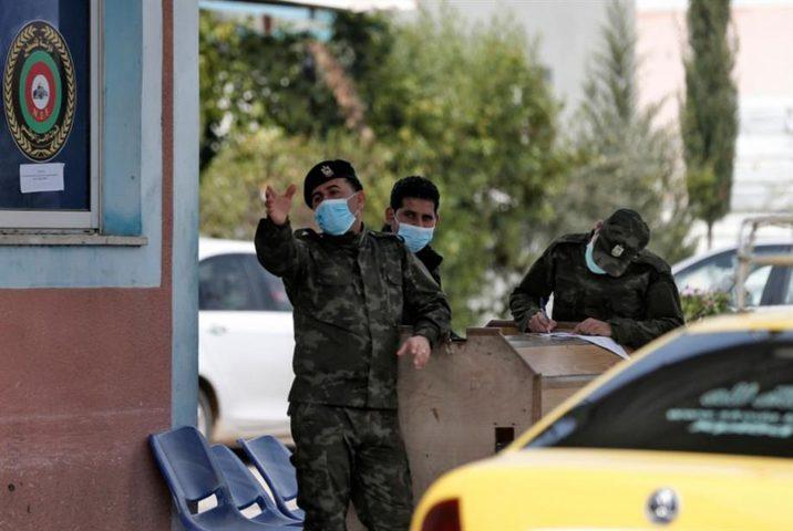 غزة: مباحث كورونا تُوقف 69 مواطناً خالفوا قرارات حظر التجول