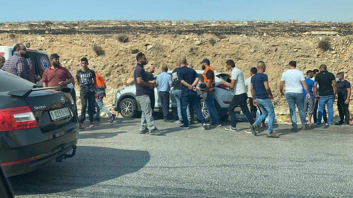 مقتل شاب وفتاتين برصاص مجهولين في وادي النار شمال شرق بيت لحم