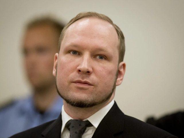 سفاح النرويج يطالب بالإفراج عنه !