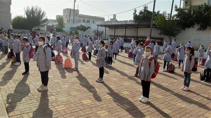 الحكومة: الطلبة سيلتحقون بالعام الدراسي الجديد الأحد المقبل