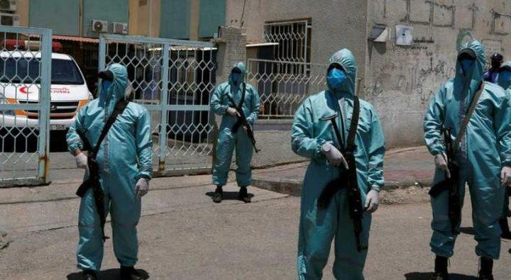 """حالة وفاة و47 اصابة جديدة بـ""""فيروس كورورنا"""" في قطاع غزة"""