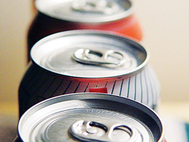 """دراسة: مشروبات الطاقة تحتوي على نسبة عالية من مواد """"التبييض"""""""