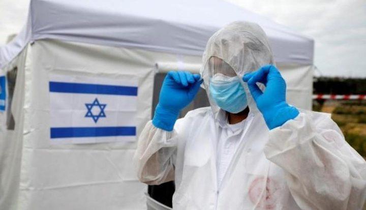 الاحتلال: 1226 وفاة ونحو 184 ألف إصابة بفيروس كورونا