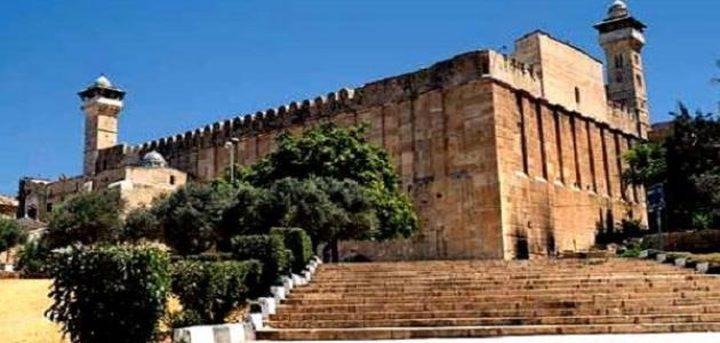 الاحتلال يواصل اغلاق الحرم الإبراهيمي بسبب الأعياد اليهودية