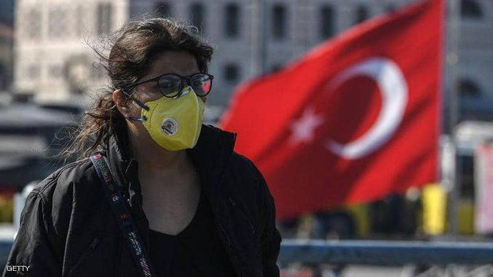 تركيا تتخطى حاجز الـ300 ألف إصابة بفايروس كورونا