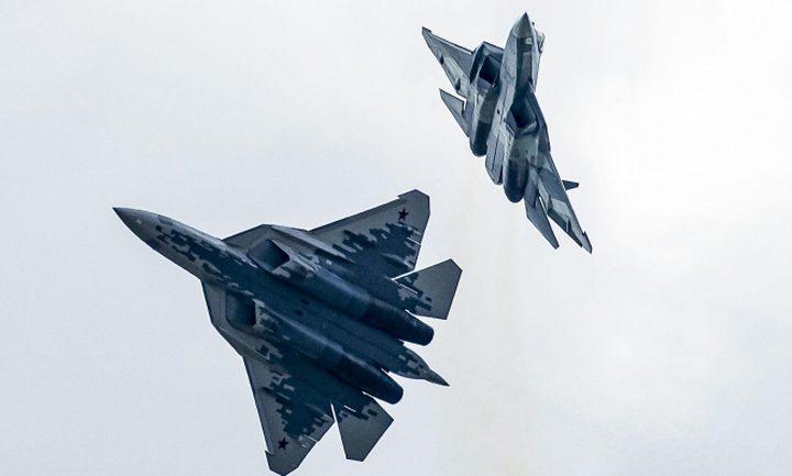 الدفاع الروسية تعلن اعتراض طائرتي استطلاع أمريكية وسويدية