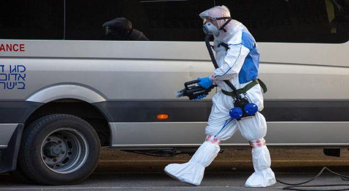 أكثر من 3 آلاف إصابة جديدة بفيروس كورونا في دولة الاحتلال
