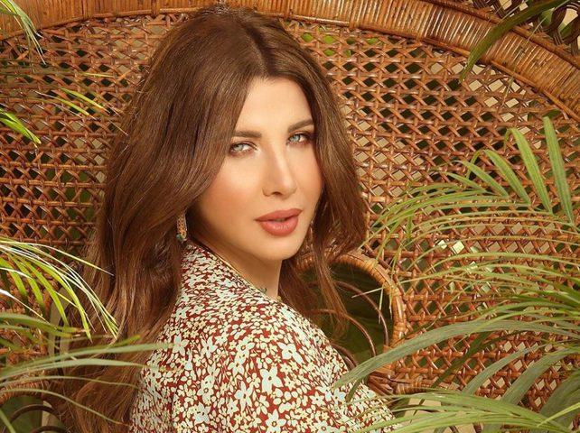الفنانة نانسي عجرم تتصدر التريند العالمي