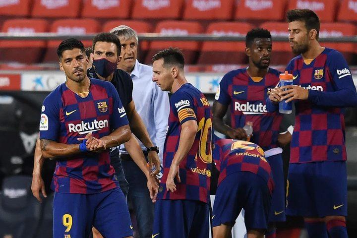 لاعب جديد يرحل عن برشلونة خلال ساعات