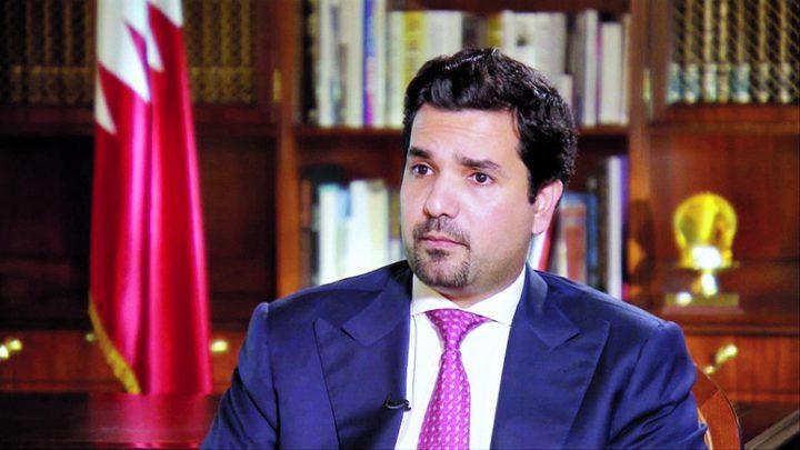 سفير قطري: لا نمانع التطبيع مع إسرائيل ونحث حماس للمفاوضات