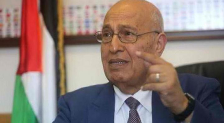 شعث: بعض الدول العربية لم تلتزم بمبادرة السلام العربية ومنها قطر
