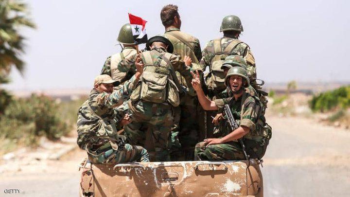 روسيا: المواجهة العسكرية بين الحكومة السورية والمعارضة انتهت