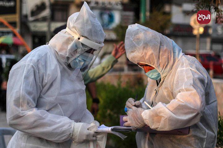 9 حالات وفاة و611 اصابة جديدة بكورونا في فلسطين خلال 24 ساعة