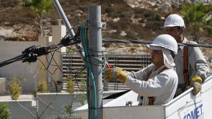 كهرباء القدس: نبذل كل جهد يلزم لانهاء أعمال غسيل الشبكات